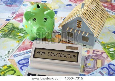 Home Construction As Pension Schemes