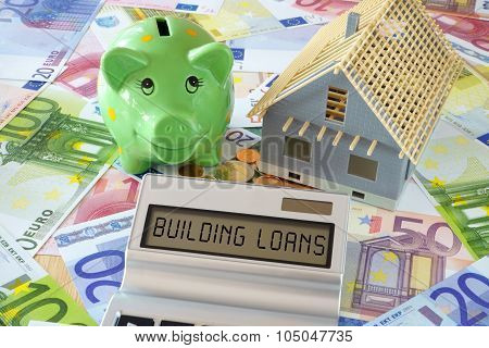 Build A House With A Building Loan