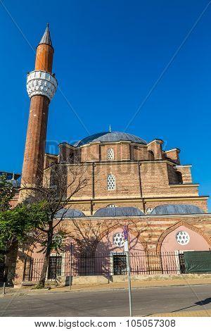 Mosque In Sofia, Bulgaria
