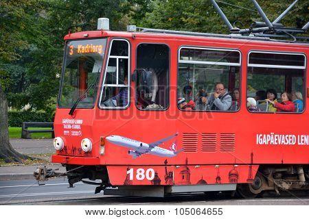 The Tallinn Tram