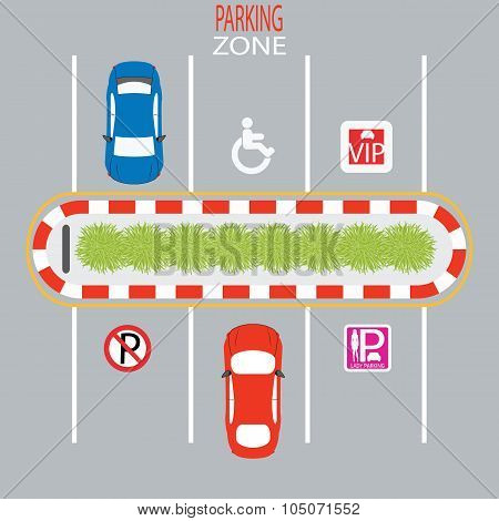 Parking Zone.
