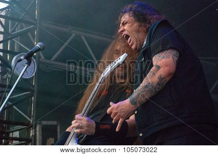 Exodus live in brisbane
