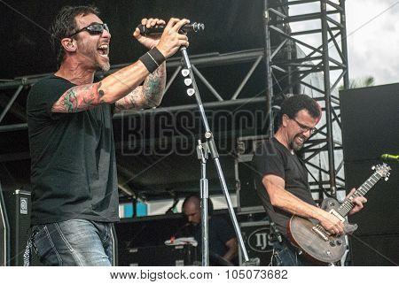 Godsmack live in brisbane