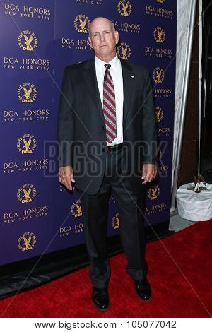 NEW YORK-OCT 15: Teamsters Local 817 President Thomas J. O'Donnell attends the DGA Honors Gala 2015 at the DGA Theater on October 15, 2015 in New York City.