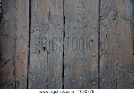 Antike Tür-Detail