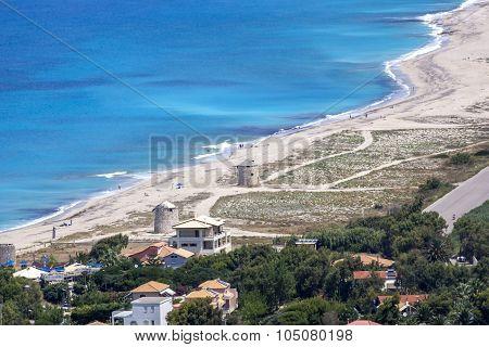 Girapetra Beach, Lefkada, Ionian Islands