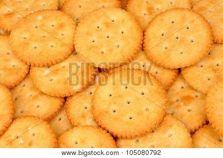 Savoury Cheese Biscuits