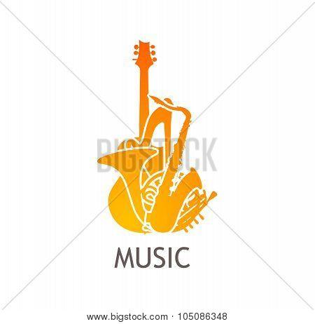 Logo For Music Company