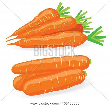 Two Heaps Of Carrots