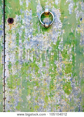 Grungy Metal Texture,