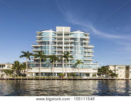 Skyline Of Fort Lauderdale