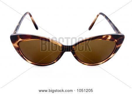 Fiftees Tortoise-Shell Sunglasses