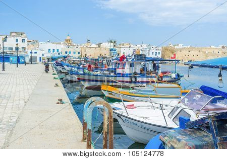 Promenade Of Bizerte