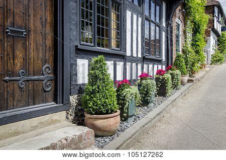 Tudor Cottage Front