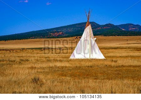 High Plains Teepee