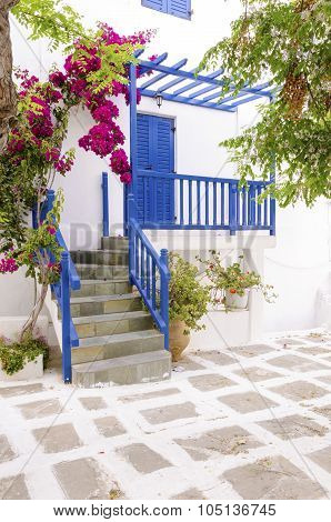 Mykonos Island Architecture, Greece