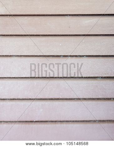 Siding Wooden Board