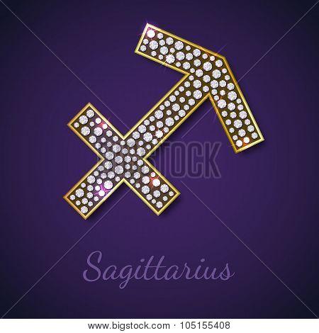 Golden Sagittarius zodiac signs