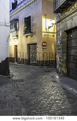 SEVILLE, SPAIN - OCTOBER 17
