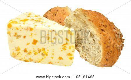 Apricot Flavoured White Stilton Cheese