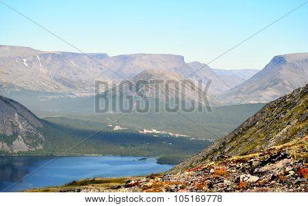 Mountain Lake...