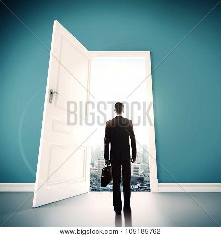 Open Door To City