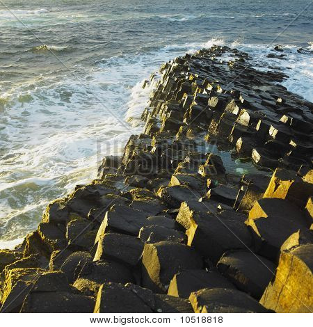 Giant''s Causeway, County Antrim, Northern Ireland