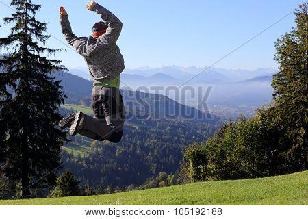 Acrobatic Man