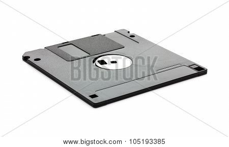 Floppy Disc isolated on white background