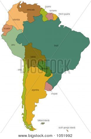 South America 01
