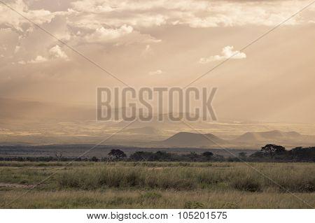 Kilimanjaro Craters