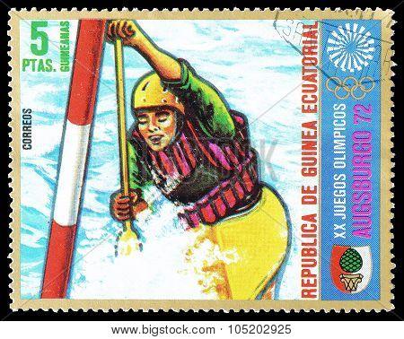 Equatorial Guinea 1972