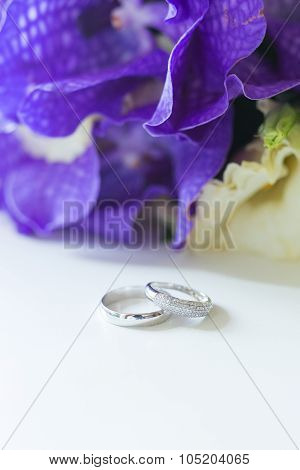 Two Wedding Rings