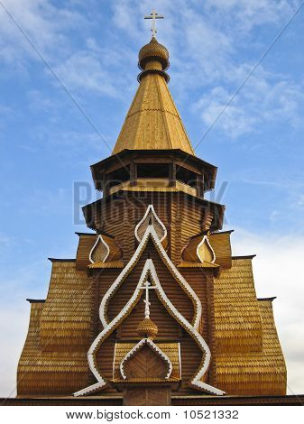 Wooden Church, Moscow