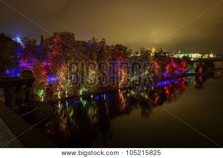 Prague, Czech Republic - October 15: Signal Festival 2015