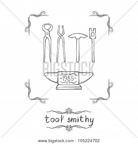 Tool Smithy Five