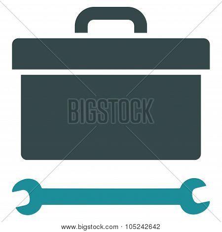 Toolbox Flat Icon