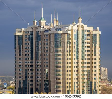 Almaty - Capital Center