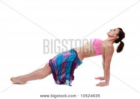 Athletic Young Lady