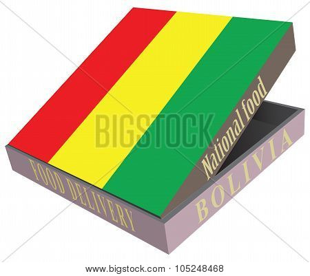 Box For Food Delivery Bolivian Cuisine