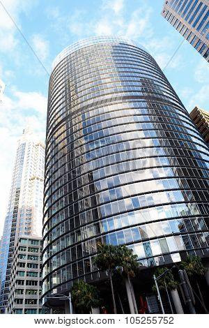 Modern Buildings.
