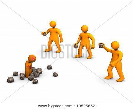 Stoning Sentence