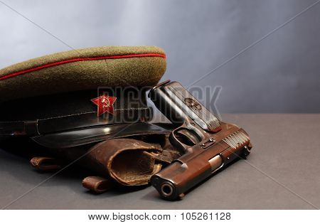 Soviet Military Officer Equipment