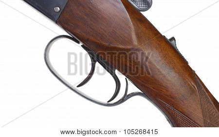 Double Trigger Shotgun