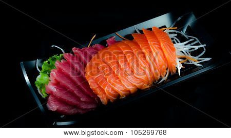 Japanese Food Sashimi Set