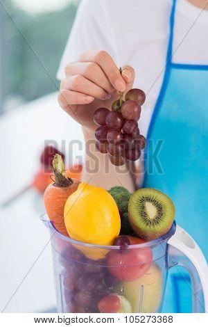 Fruit Processor