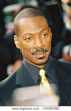 CANNES, FRANCE - MAY 15: Actor Eddie Murphy attends the 'Shrek 2' premiere at the Le Palais de Festival during the 57th Cannes International Film Festival May 15, 2004 in Cannes France
