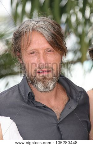 CANNES, FRANCE - MAY 24: Actor Mads Mikkelsen attends the 'Coco Chanel & Igor Stravinsky' Photo Call at the Palais des Festivals during the 62nd  Cannes Film Festival on May 24, 2009 in Cannes, France