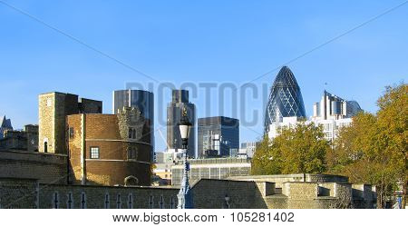 London Cityscape.