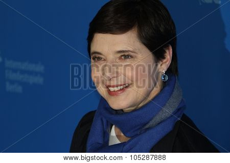 BERLIN, GERMANY - FEBRUARY 17:  Isabella Rossellini  attends the 'Late Bloomers' Photocall during  of the 61 Berlin  Film Festival at the Grand Hyatt on February 17, 2011 in Berlin, Germany